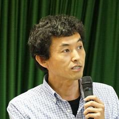 秋田大学教育文化学部 教授 林 武司氏
