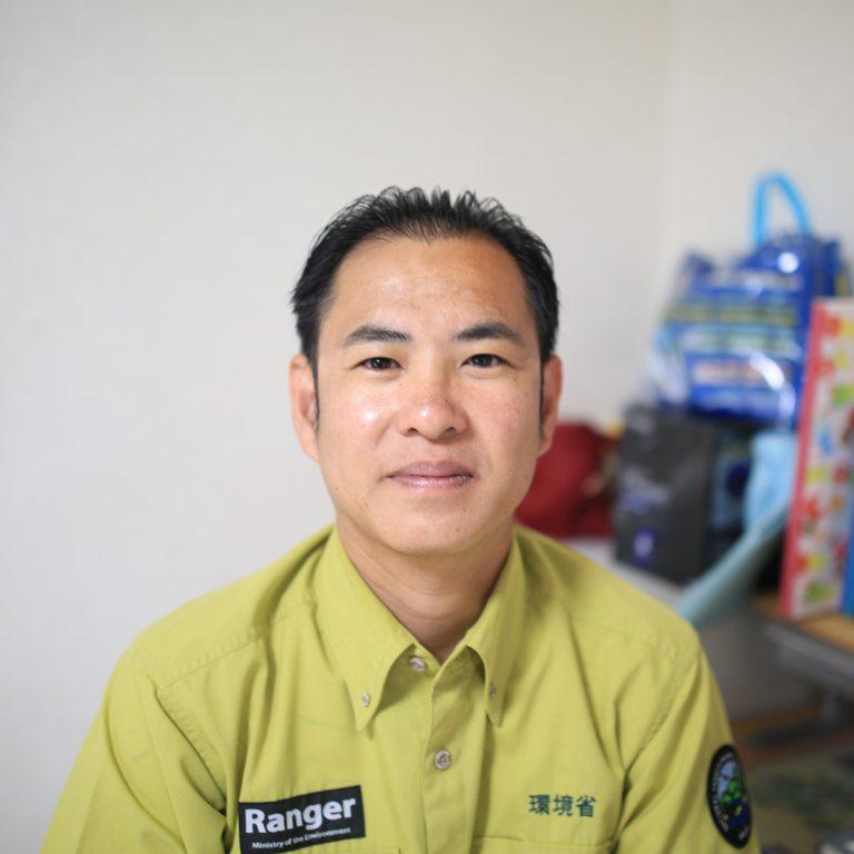 鳥海南麓自然保護官事務所 自然保護官 澤野 崇 氏