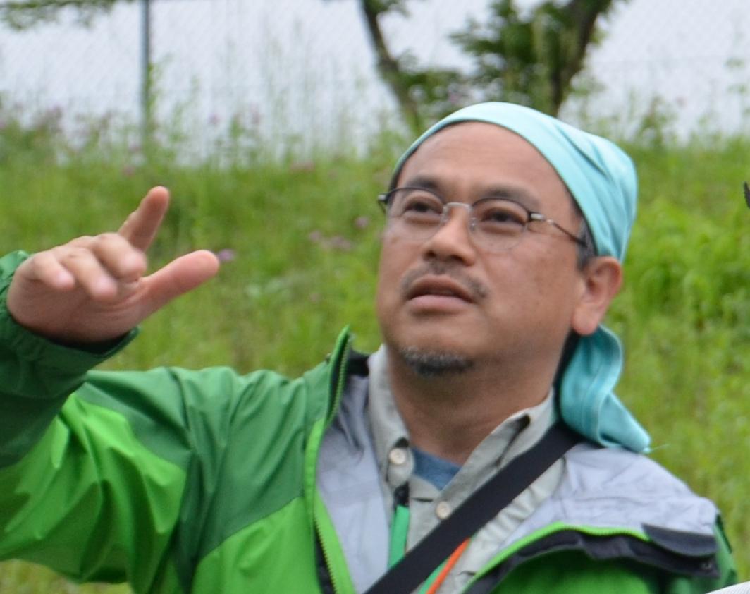 産業技術総合研究所 地質調査総合センター 上級主任研究員 高橋雅紀 氏
