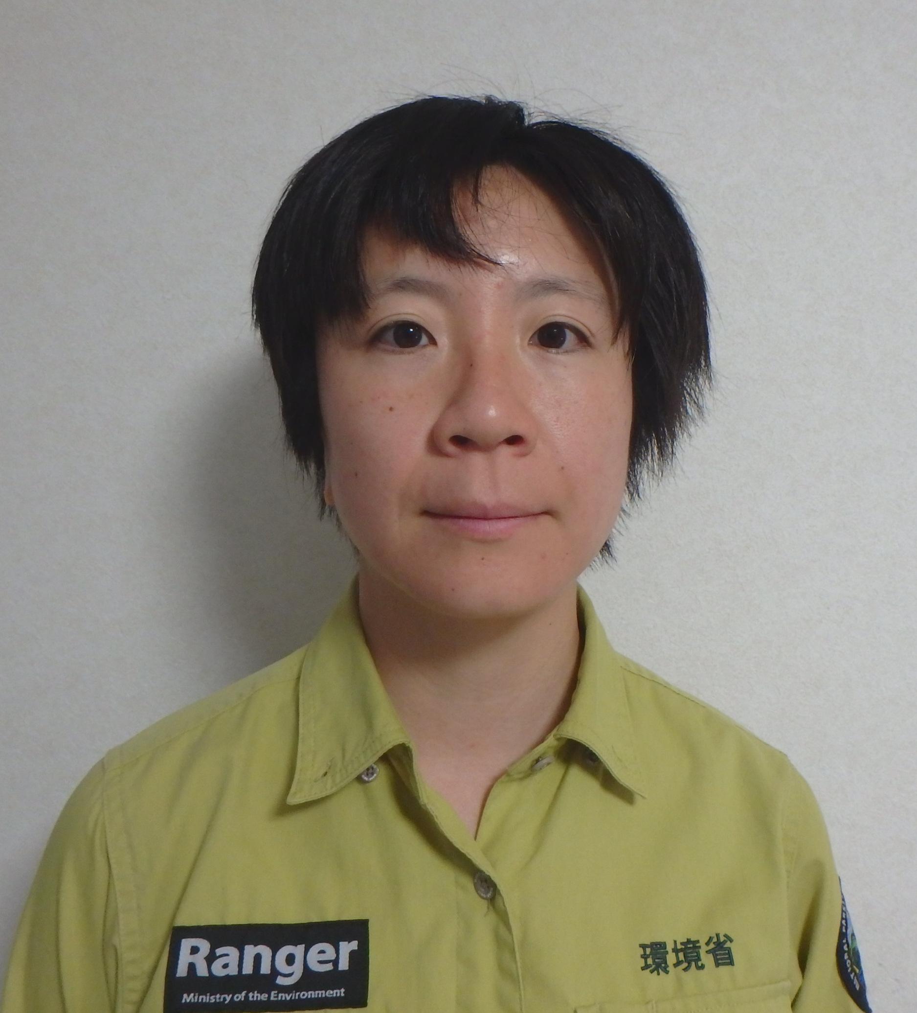 鳥海南麓自然保護官事務所 自然保護官 澤野歩美 氏